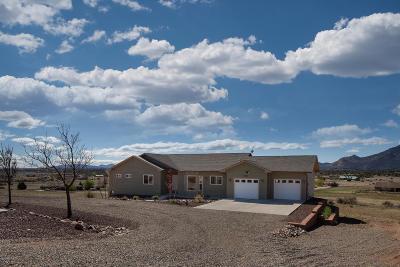 Prescott Single Family Home For Sale: 3555 W Friendly Meadow Road