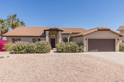 Single Family Home For Sale: 14825 N Caliente Drive