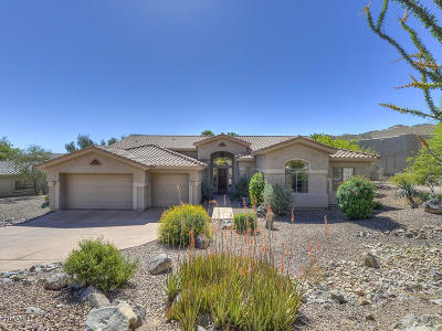 Fountain Hills Single Family Home For Sale: 14841 E Avila Drive