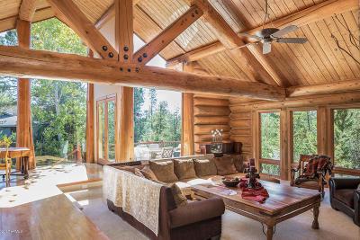 Payson Single Family Home For Sale: 2207 E Scenic Drive