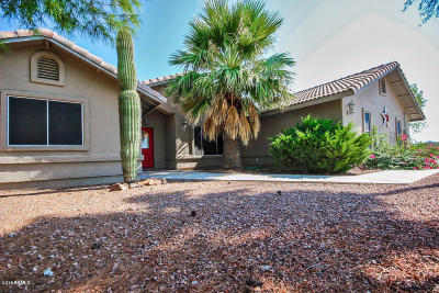 Wickenburg Single Family Home For Sale: 1545 W Little Stonehedge Rnch Road