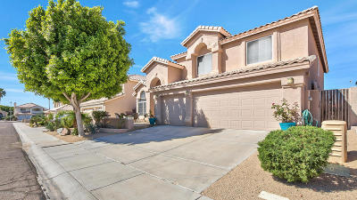 Phoenix Single Family Home For Sale: 14830 S 13th Place