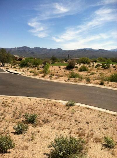 Rio Verde Residential Lots & Land For Sale: 17221 E Morning Vista Court