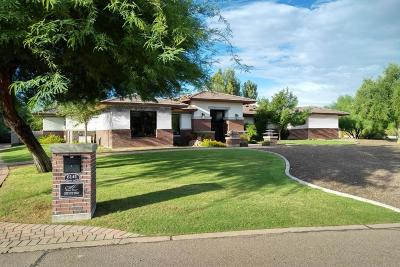 Paradise Valley Single Family Home For Sale: 6141 E Fanfol Drive