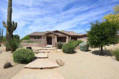 Scottsdale Single Family Home For Sale: 27702 N 61st Place