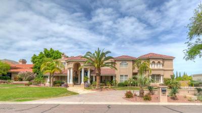 Phoenix Single Family Home For Sale: 3426 E Cherokee Street