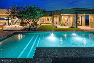 Cave Creek Single Family Home CCBS (Contract Contingent on B: 40655 N 60th Street