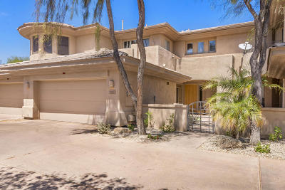 Scottsdale Condo/Townhouse For Sale: 15240 N Clubgate Drive #124