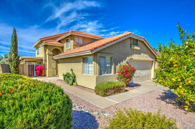 Single Family Home For Sale: 2614 N Saffron Circle