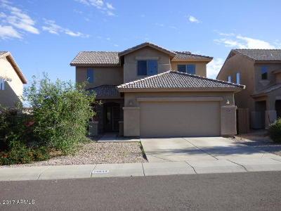 Buckeye Single Family Home For Sale: 23849 W Adams Street