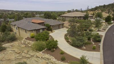 Prescott Single Family Home For Sale: 3263 Pamela Street