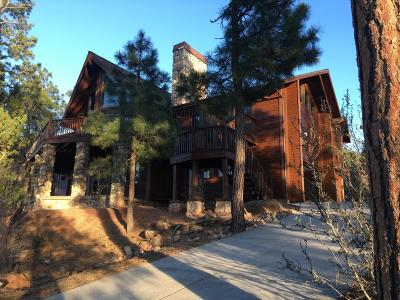 Show Low Single Family Home For Sale: 3361 W Falling Leaf Road