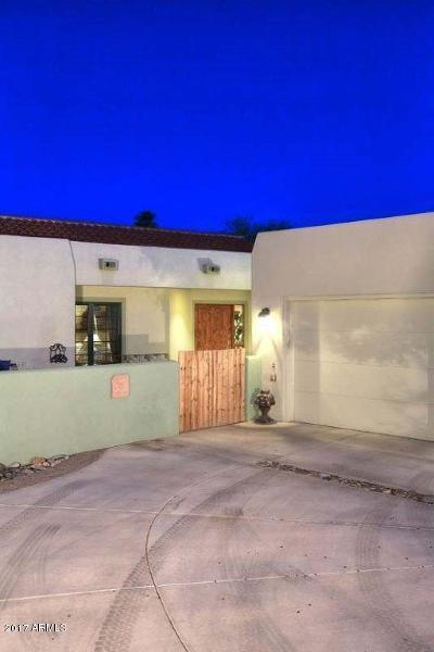 Rio Verde Single Family Home For Sale: 18512 E Parada Circle
