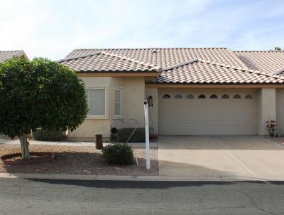 Maricopa County Patio For Sale: 7928 E Pueblo Avenue #34