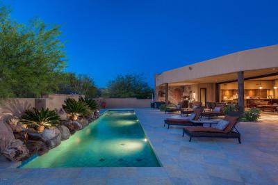 Single Family Home For Sale: 11481 E Salero Drive
