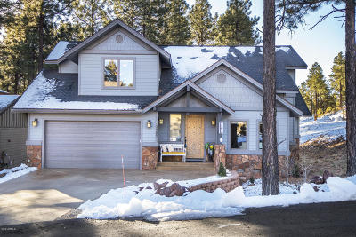 Flagstaff Single Family Home For Sale: 3485 W Corral Gate Road