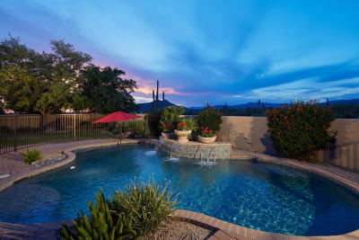 Scottsdale Single Family Home For Sale: 8372 E Granite Pass Road