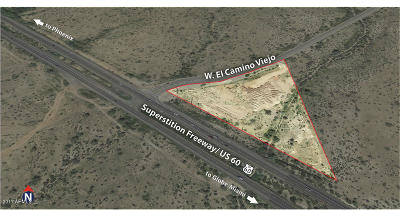 Gold Canyon Residential Lots & Land For Sale: 16587 W El Camino Viejo