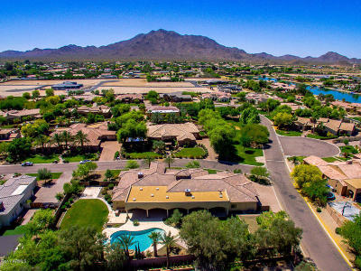Queen Creek Single Family Home For Sale: 3870 E Cherry Hill Drive