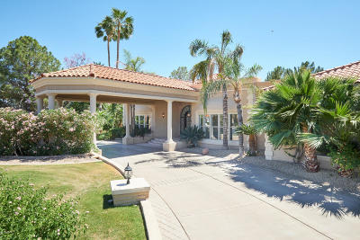 Scottsdale Single Family Home For Sale: 10404 N 106th Place