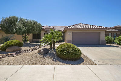 Surprise Single Family Home For Sale: 15113 W Cactus Ridge Way