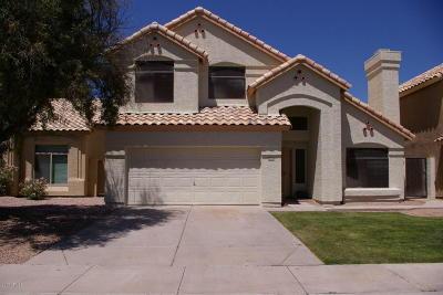 Chandler Single Family Home For Sale: 3164 W Golden Lane