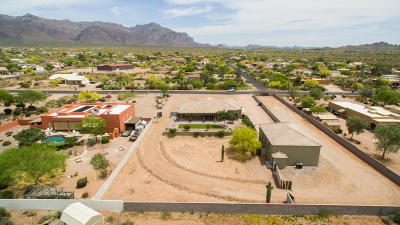 Apache Junction Single Family Home For Sale: 2142 S Geronimo Road