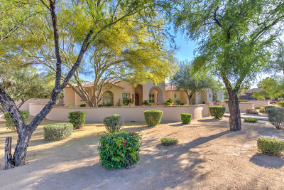 Chandler Single Family Home For Sale: 2333 E Elmwood Place
