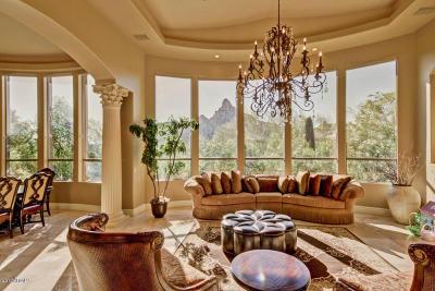 Single Family Home For Sale: 10460 E Quartz Rock Road