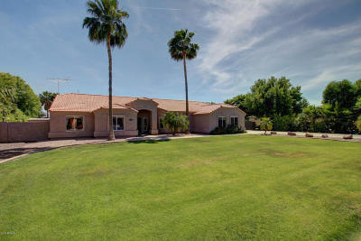 Gilbert Single Family Home For Sale: 2733 E Majestic Eagle