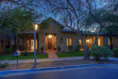 Silverleaf Single Family Home For Sale: 19964 N 101st Place