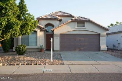 Tempe Single Family Home For Sale: 1089 W Chilton Drive