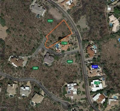 Residential Lots & Land For Sale: 14802 N 15th Drive