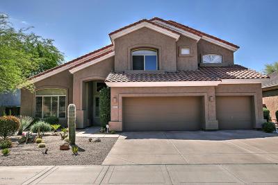 Scottsdale Single Family Home For Sale: 7329 E Tailfeather Drive