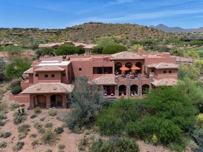 Fountain Hills Single Family Home For Sale: 9915 N Copper Ridge Trail