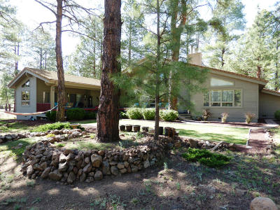 Flagstaff Single Family Home For Sale: 2035 Emma Leslie