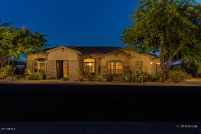 Mesa Single Family Home For Sale: 8751 E Menlo Circle