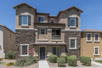 Gilbert  Condo/Townhouse For Sale: 1348 S Sabino Drive