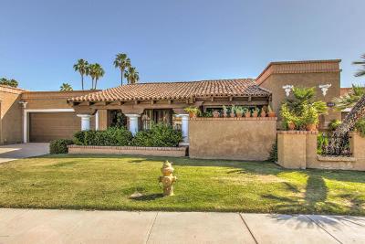 Scottsdale Condo/Townhouse For Sale: 8082 E Via Del Desierto