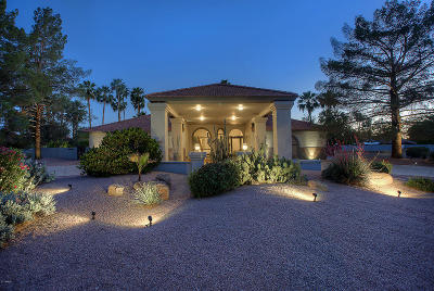 Scottsdale Single Family Home For Sale: 11236 N 52nd Street