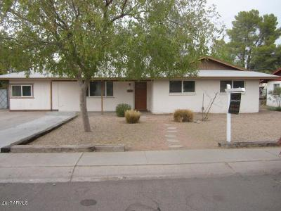 Tempe Single Family Home For Sale: 620 E Broadway Lane