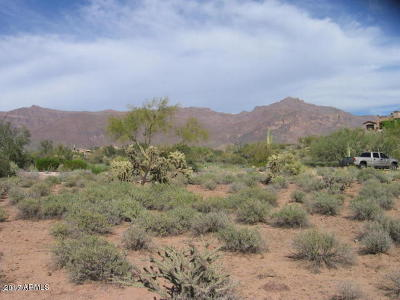 Superstition Mountain Residential Lots & Land For Sale: 8725 E Quartz Mountain Drive