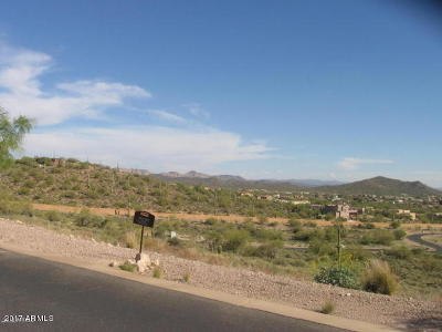 Gold Canyon Residential Lots & Land For Sale: 9470 E Thunder Pass Drive