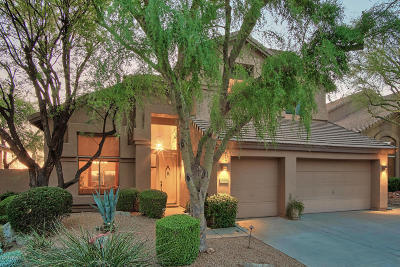 Phoenix Single Family Home For Sale: 25828 N 44th Way