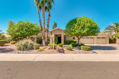 Single Family Home For Sale: 10678 E Topaz Drive