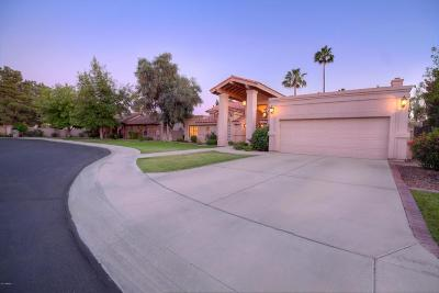 Chandler, Gilbert, Mesa, Tempe Single Family Home For Sale: 2127 E Freeport Lane