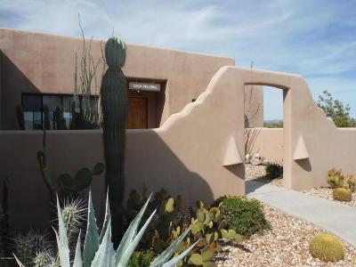 Wickenburg Single Family Home For Sale: 2890 W Saddleridge Way