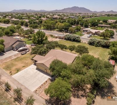 Gilbert Single Family Home For Sale: 21918 S 156th Street