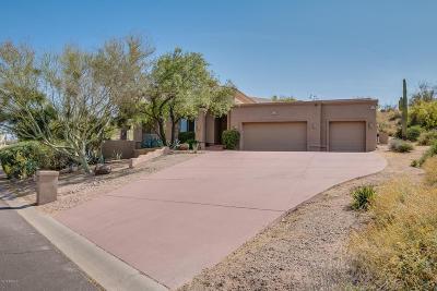 Single Family Home For Sale: 15925 E Eagle Rock Drive