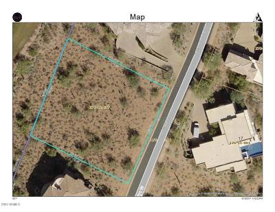 Fountain Hills Residential Lots & Land For Sale: 9644 N Copper Ridge Trail